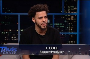 "J. Cole Talks The Significance Of ""Love Yourz"" On The Tavis Smiley Show (Video)"