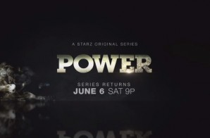 "50 Cent's Original Starz Series ""Power"" Season 2 Will Premiere June 6th (Trailer)"