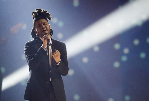 The Weeknd Performs 'Earned It' At The Juno Awards (Video)