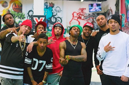 Lil Wayne Takes Shots At Birdman During Young Money: Next Up Cypher (Video)