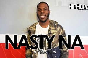 "Nasty Na Talks ""Whip It"" Record Success, Doing A College Tour, Philly Rap Scene & More (Video)"
