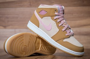 Air Jordan 1 Mid Girls Lola Bunny (Photos)