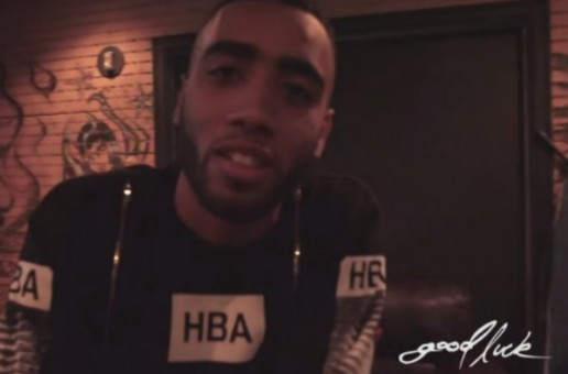 Bizzy Crook – Simply Lucky Tour Vlog Ep.4 (Video)