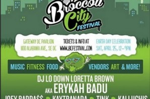 DC's Broccoli City Announces Show Headliners!