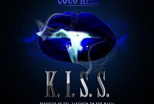 Coco Kiss – K.I.S.S (Mixtape) (Hosted by DJ Pretty Boy Tank)