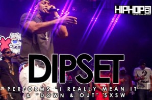 Dipset Performs Their Classics Live From SXSW 2015 (Video)
