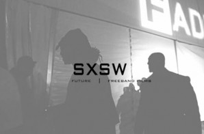 Future SXSW 2015 Performance At The Fader Fort (Video)