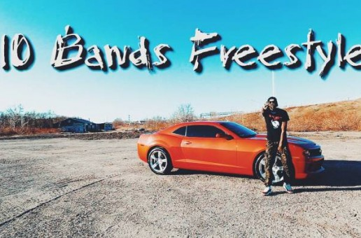 Feek Pusha – 10 Bands Freestyle (Video)