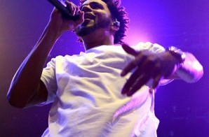 J. Cole Performs 'No Role Modelz' At SXSW (Video)