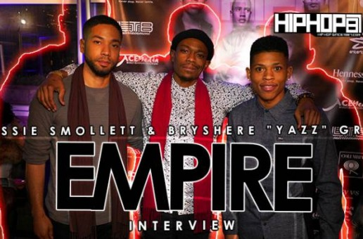 "Jussie Smollett & Bryshere ""Yazz"" Gray From Fox Hit Series ""Empire"" HHS1987 Interview (Video)"