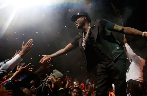 Meek Mill Welcome Home Concert (3/21/15) (Video)