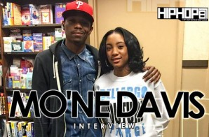 Mo'ne Davis Talks Her New Book, New Sneaker, Being A Role Model & More with HHS1987 (Video)
