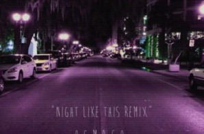 OG Maco – Night Like This (Remix) Ft. Wiz Khalifa (Produced By Ricky P)