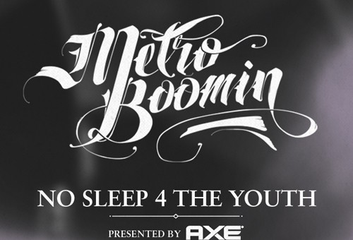Metro Boomin – No Sleep 4 The Youth (Instrumental)