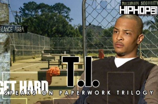 T.I. Talks 'Paperwork' Album Trilogy, & Speaks On His New Album 'Traps Open' With HHS1987 (Video)
