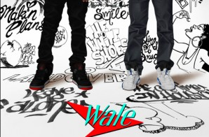 "Wale Unveils Official Cover Art & Track List For ""The Album About Nothing"""