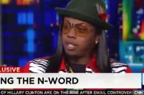 Trinidad James Debates The N-Word On CNN