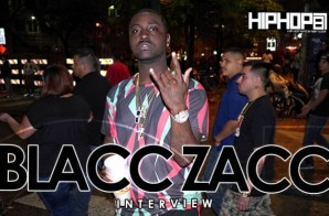 Blacc Zacc Talks 'Errthang Dirty 2', South Carolina's Music Scene, SXSW 2015, Linking With ATown & More With HHS1987 (Video)