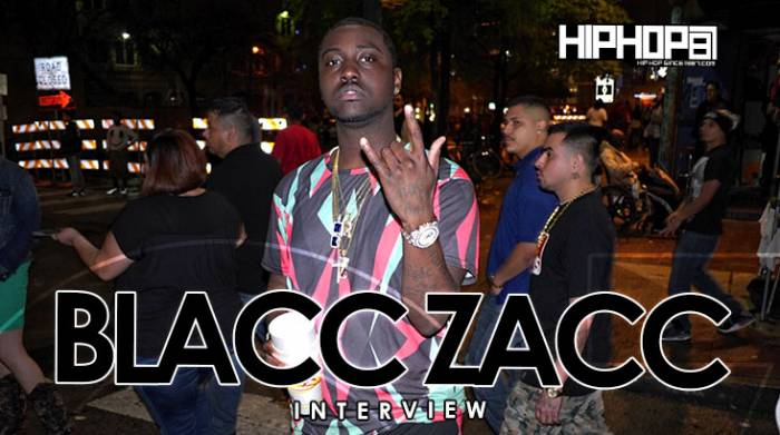 unnamed-171 Blacc Zacc Talks 'Errthang Dirty 2', South Carolina's Music Scene, SXSW 2015, Linking With ATown & More With HHS1987 (Video)