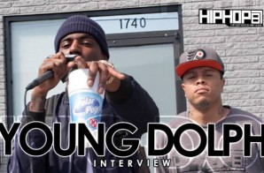 "Young Dolph Talks 'The Plug Best Friend', His ""Wake & Bake"" Brunch, Being Hands On As An Artist & More With HHS1987 (Video)"