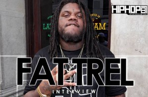Fat Trel Talks 'Georgetown', His Favorite Kicks, Plans For 2015 & More With HHS1987 (Video)