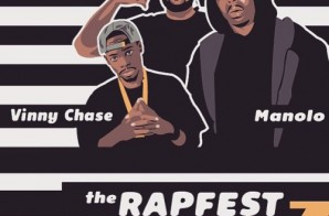 HipHopDX & The Rapfest Premiere S7 With Manolo Rose, Vinny Cha$e & D.Di'Yari (Video)