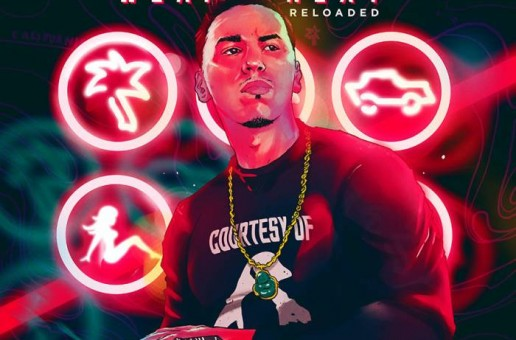 Adrian Marcel – Weak After Next: Reloaded (Mixtape)