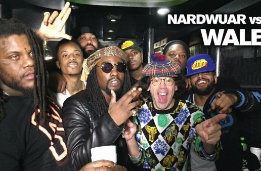 Nardwuar Vs Wale At SXSW (Video)