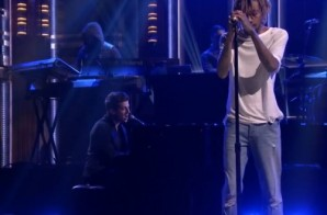 Wiz Khalifa & Charlie Puth Perform Latest Collab 'See You Again' On The Tonight Show (Video)