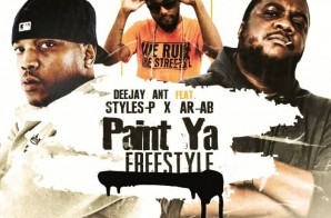 Ar-Ab – Paint Ya Ft. Styles P
