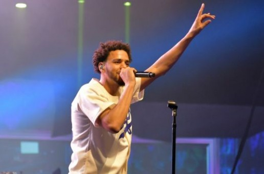 J. Cole Receives His College Diploma During Concert At St. John's University