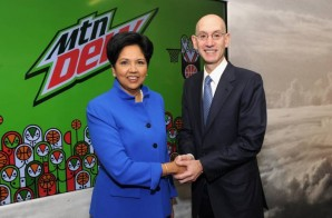 PepsiCo Becomes The Official Marketing Partner Of The NBA