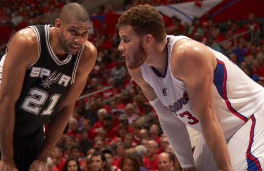 Game, Spurs: Tim Duncan Dips In The Fountain Of Youth & Out Duels Blake Griffin In OT (Video)