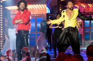 Common & John Legend Have A Lip Sync Battle (Video)