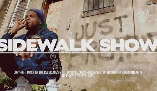 Curren$y – Sidewalk Show (Video)
