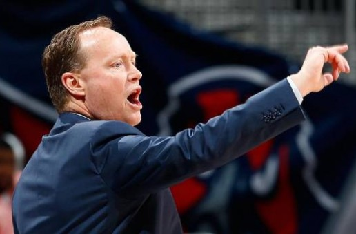 Atlanta Hawks Head Coach Mike Budenholzer Named The 2015 NBA Coach Of The Year (Video)
