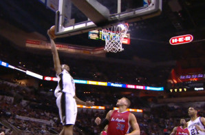 I Believe I Can Fly: Kawhi Leonard Soars For A Huge Alley-Oop Dunk (Video)
