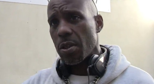 DMX Addresses Robbery Allegations (Video)