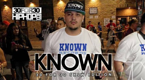 DailyThumbnail-April2015-134-500x279 Known - 30 For 30 Freestyle (2015 SXSW Edition) (Video)