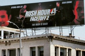 'Rush Hour 4′ Billboard Featuring Diddy Has Appeared In Los Angeles