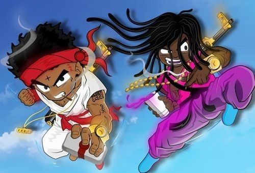 Chief Keef & Fredo Santana – Maybach