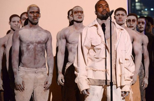 Kanye West Performs At The Time 100 Gala (Video)