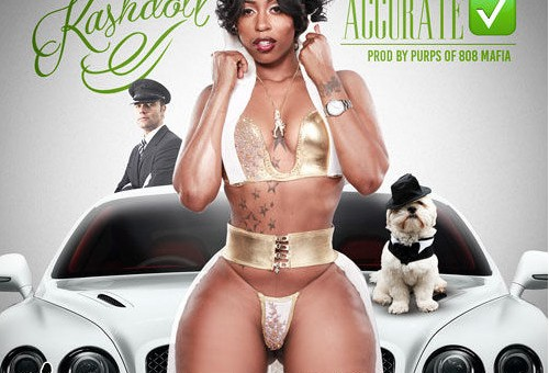 Kash Doll – Accurate (Prod. By Purps Of 808 Mafia)