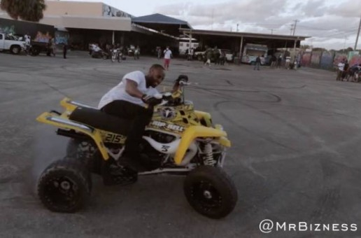 Mr. Bizness Presents: Miami MLK Ride Out 2015 (Video)
