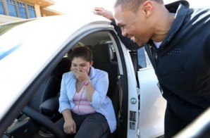 MVP Moves: Russell Westbrook Surprises A Single Mom In OKC With A Brand New Car (Photos)