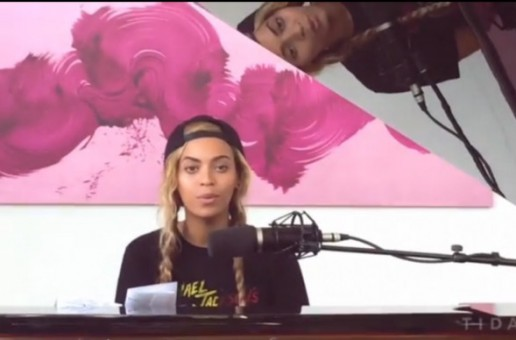 """Beyoncé Gives TIDAL A Boost With New Song """"Die With You"""" (Video)"""