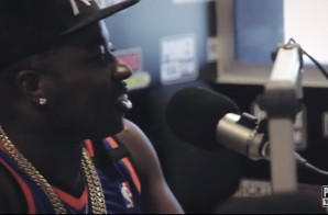 Troy Ave Talks Forthcoming Album, Major Without A Deal, It's Features, & More With DJ Felli Fel On Power 106 FM (Video)