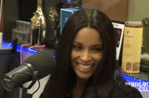 Ciara Talks Breakup With Future, Situation With Charlamagne Tha God & More On The Breakfast Club (Video)