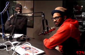 Mike Epps Talks Temporary Beef With Kevin Hart, Competition Amongst Comedians, & More With The Madd Hatta Morning Show (Video)