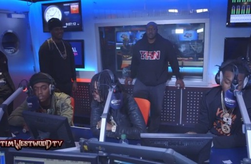 Migos – Tim Westwood Freestyle (Video)